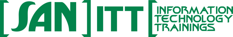 SANITT Information Technology Trainings Logo